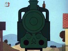 Pohádky o mašinkách (1987):09 Jak jela mašinka pro brambory - YouTube