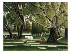 Summer Giclee Print by Henri Rousseau at AllPosters.com