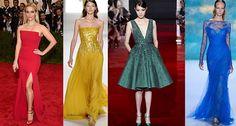 #noivas #coloridos #vestidos #dress
