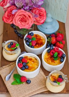 The classic creme brulee – one of the most delicious, elegant and timeless French desserts! I always order this dessert when we're out to dinner and I see it on the menu. It's one of those classic desserts that never gets old and always tastes delicious. And my favorite part, the caramelized sugar on top! […]