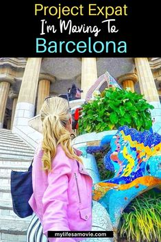 So I decided to fulfill a life-long dream and move to Barcelona! Welcome to Project Expat! Best Solo Travel Destinations, Travel Tips, 7 Natural Wonders, Moving To Barcelona, I Want A Relationship, Travel Movies, Web Series, Travel Articles, Travel Light