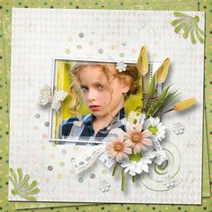 *Call it Spring* by Lara's Digi World Digital Scrapbooking, World, Spring, Shop, The World, Store