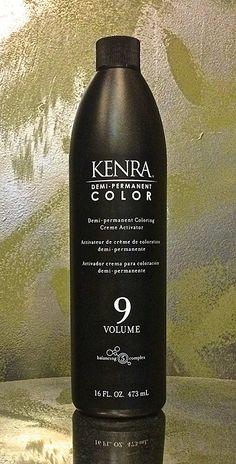 Kenra Demi-permanent Coloring Creme Activator, 16oz , 473 ml -- For more information, visit image link.