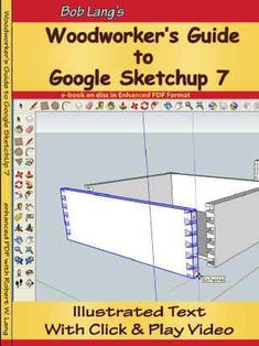 All Time Best Ways To Learn Woodworking Ideas. Astounding Ways To Learn Woodworking Ideas. Sketchup Woodworking, Woodworking Books, Learn Woodworking, Woodworking Magazine, Popular Woodworking, Woodworking Techniques, Woodworking Furniture, Woodworking Projects, Woodworking Software