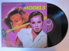 Buy LP Vinyl THE MODELS - YES WITH MY BODY VG VG-for R99.00 Lp Vinyl, Yes, Models, Music, Books, Templates, Musica, Musik, Libros