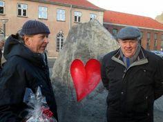 Kunstværk på 10 tons afsløret i Stege