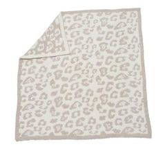 Cozy Chic Barefoot In The Wild Baby Blanket