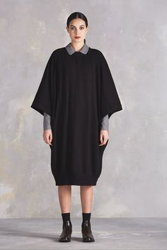 Kowtow clothing certified fair trade cotton cape