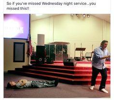 We ❤️ Wednesday Night Services! #CliffdaleAlive #WhereLoveWorks