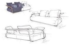 Image result for furniture design sofa sketch