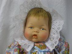 Vintage 1960's Thumbelina Doll