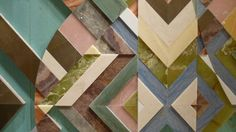 I know its been a while since the Salone Del Mobile furniture fair in Milan, but I never got a chance to show the beautiful products I found there. So here we go: BUDRI marble tiles designed by Patricia Urquiola. [...]