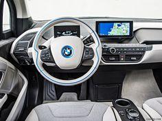2014 BMW i3  - Interior