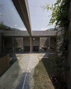 Neubau Haus Ma In Füllinsdorf Bl Architect Wespi De Meuron Romeo Pinterest