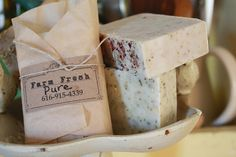 Come and learn how to make the most beautiful bars of soap for your family and gifts!  This is the soap featured on the Anderson Cooper show.  I promise this is an easy recipe as I make it all the time!  If I can make it, you can too!  Click on the link for more details!  Hope to see you!