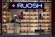 Ruosh store by FRDC Bangalore  India