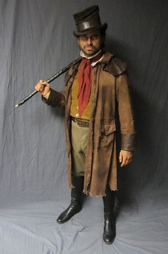 Costume From Oliver, Bill Sykes