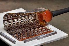 Blowing Process | David Patchen Handblown Glass