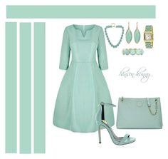 """Tea Party"" by hinson-hunny ❤ liked on Polyvore"
