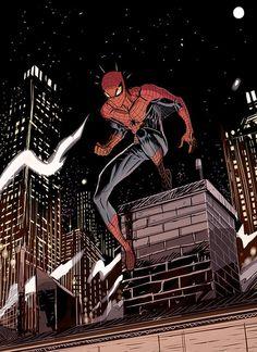 Spider-Man by Dan Mora