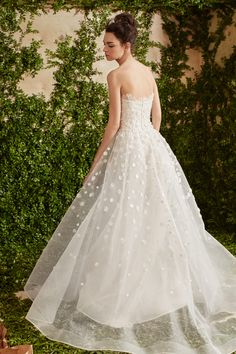 carolina herrara bridal | amelie