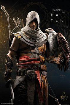 Assassins Creed Origins Maxi Poster