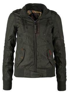 SAMBUCHA - Summer jacket - oliv