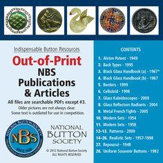 ButtonBooks - NBS Publications & Articles CD
