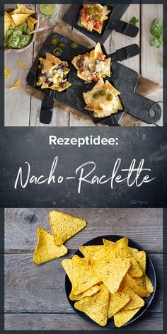 Nacho-Raclette - Mexico comes to the pan today kitchen source - Steak Recipes Nachos, Raclette Party, Fondue, Good Food, Yummy Food, Snacks Für Party, Tortilla Chips, Steak Recipes, Food Design