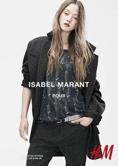 Isabel Marant pour H&M / Devon Aoki