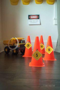 Rugged Construction Birthday | CatchMyParty.com
