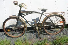 Columbia 61 Special  Red Klinedinst  Vintage Mens Bicycle #Westfield Vintage Bicycles, Columbia, Red, Colombia
