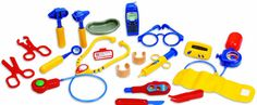 My kids want these Toy doctor kit... LEARNING RESOURCES TOYS ON SALE WITH FREE SHIPPING OPTIONS