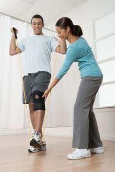 Rehabilitation Exercises for a Torn MCL