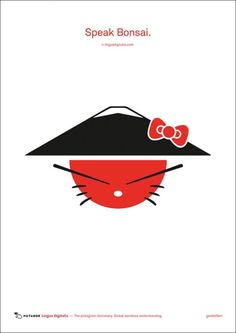 Creative Pictogram Posters That Promote Cultures Around the World by Mutabor Design   Wave Avenue