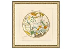 Constellation Map I | Map Antiquities | One Kings Lane