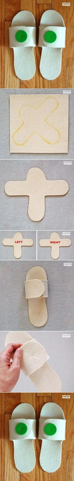 I need to remember this, plus you could glue them on to broken flip flops