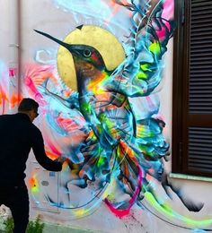 Estos artistas se han superado, el arte urbano ha pasado a otra dimensión y han hecho grandes obras como las que te vamos a enseñar a continuación. #arte #murales #urbano #graffiti #trip #travel #viajes