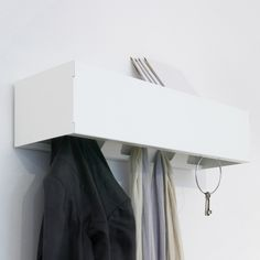 Coat Rack by LINEA1 (skandium)