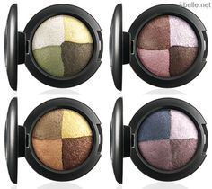 Spring 2014: MAC Fantasy of Flowers Collection - Mineralize Eyeshadows