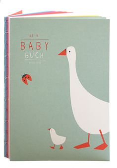 Baby Journal, german (4. Edition) | Books | Paper | pleased to meet