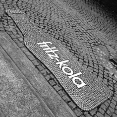 Fritz'kola#ambient Fritz Cola, Nike Logo, Europe, Branding, Iphone, Entrepreneur, Cafes, Cities, Hamburg