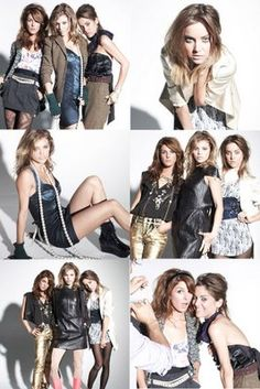 90210: Shenae Grimes, AnnaLynne McCord, and Jessica Stroup.