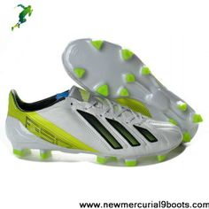 Latest Listing Cheap White Yellow Black adidas F50 adizero Leather FG Latest Now