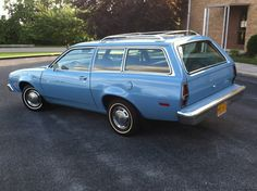Best Of The Worst 1977 Ford Pinto Country Squire Ford Pinto Station Wagon And Ford