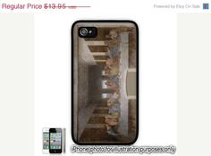 The Last Supper Jesus Painting Photo iPhone 4 4S Case by BlingSity, $11.86