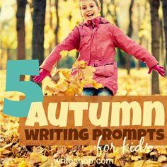 5 autumn writing pro...