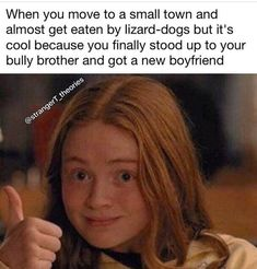likes, 73 comments - stranger things everything ( on Stranger Things Quote, Stranger Things Have Happened, Stranger Things Aesthetic, Stranger Things Netflix, Stranger Things Season 3, Saints Memes, Stranger Danger, Sadie Sink, New Boyfriend