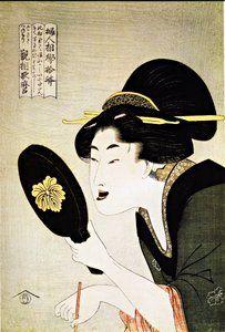 Japanese Dolls - Ohaguro - чернение зубов