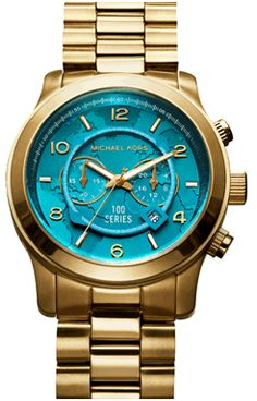 I Want You!! Beautiful & Inspiring  Michael Kors Releases Special-Edition Watches to Help Fight World Hunger | CITYist. Love this!